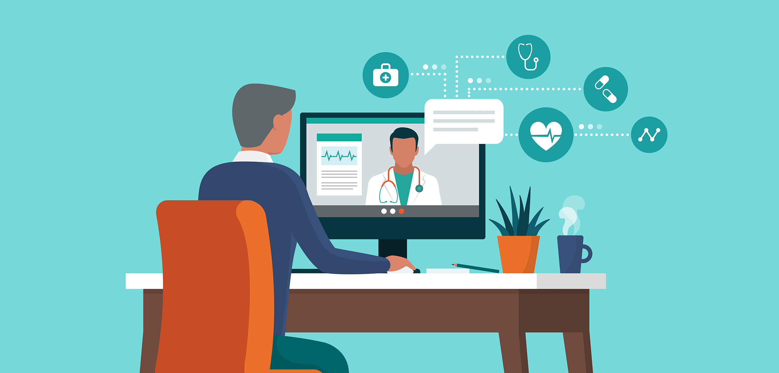 Telemedicine is not right for every patient.
